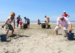 Groepsactiviteiten bij Meijer aan Zee in Zandvoort