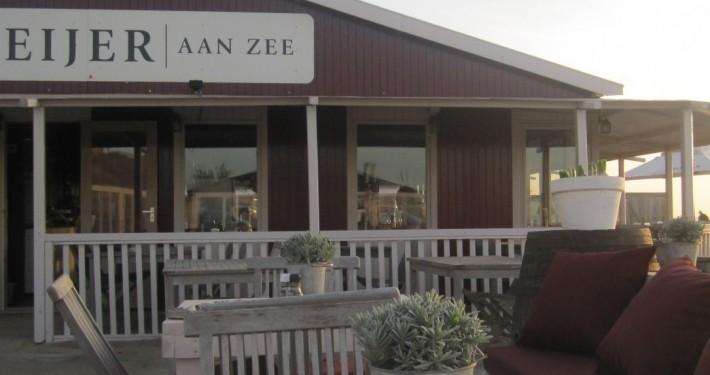 Meijer aan Zee Zandvoort restaurant arrangement